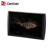 Cemicen 11.6 inch Ultra thin 1366*768 Car Headrest Monitor HD 1080P Video LCD TFT Screen MP5 Player With USB/SD/HDMI/FM/Speaker