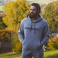 Pro Men Hoodies Hooded Sweatshirt Pullover Full Sleeve Creed  Hoodies Tracksuits Gyms Clothing Bodybuilding Autumn Winter Wears
