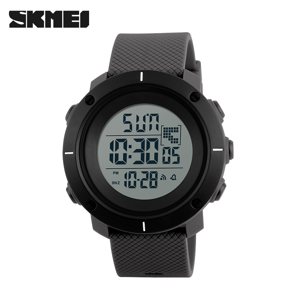 SKMEI Sports Watches Women Waterproof Digital LED Military Watch Fashion Casual Outdoor Ladies Women Student Wristwatches skmei outdoor sports watches men quartz digital waterproof military watch fashion casual multifunction student men wristwatches