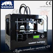 Wanhao Duplicator4 DIY 3D принтер образец делая машину с дешевой цене