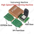 64Bit & BOX2 32Bit programador de alta velocidade IP para iPhone 4g/5/6/6 plus para ipad 2/3/4 mini1 2 ar livre dominar programador máquina