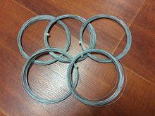 Badminton raquete de cordas BG65 10 m * 0.7mm nylon misturar cores frete grátis 5 peças/lote