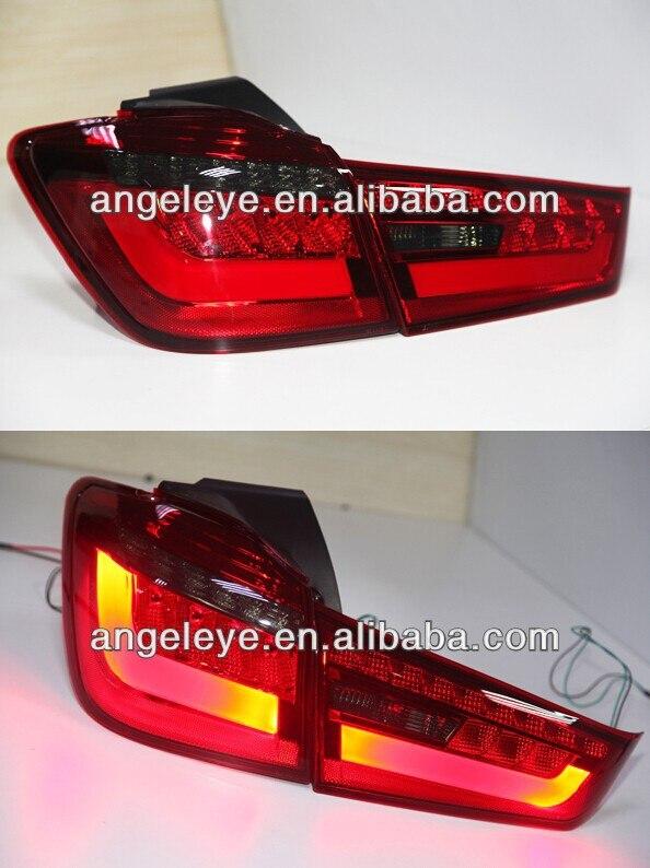 OUTLANDER SPORT ASX светодиодный задний фонарь красный черный цвет 2012- год YZV1