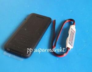 Image 2 - 12V Không Dây RF Remote Điều Khiển Đèn Mờ Cho Mini Dây Đèn LED Ánh Sáng Mới EVM