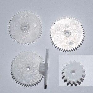 2set/2pcs big and 2pcs small gear VDO Speedometer Odometer Gears for Mercedes W126 560 SEC W107 560 SEL W124 E500/48122.5a/162a