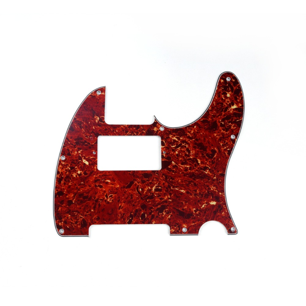 Musiclily Humbuckers Electric Guitar Pickguard Pick Guard for Fender Standard Telecaster Tele TL Guitar Parts ...