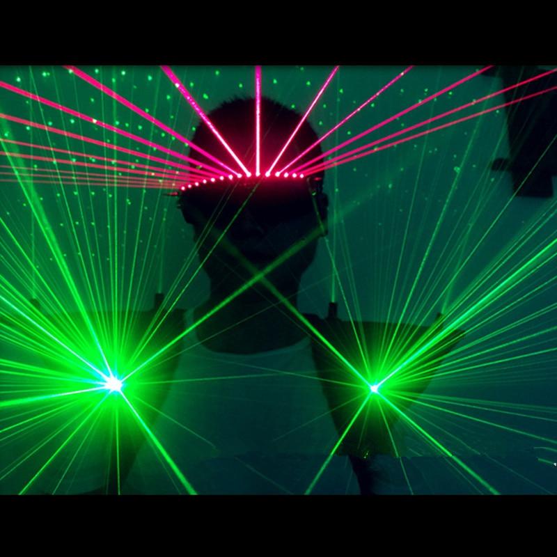 """Naujas atvežtas žalias """"Laserman"""" kostiumas, LED liemenė, - Šventės ir vakarėliai - Nuotrauka 3"""