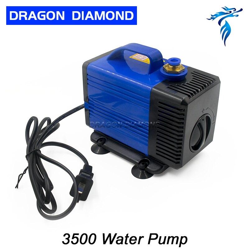 0.8KW Wasser Kühlung Spindel Motor + 1,5 W Inverter + 80mm Spindel Clamp + 80 W Pumpe + 5 M Rohre + 13 stücke ER11 - 4