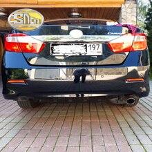 SNCN Multi светодио дный-function Светодиодный отражатель лампа задняя противотуманная фара Задний бампер свет стоп-сигнал для Toyota Camry 2009 2010-2013 2014