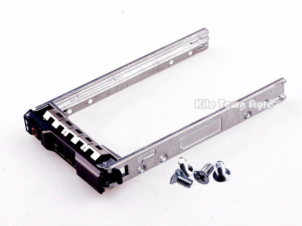 G176J 2.5 SAS SATA Caddy Plateau Pour Dell PowerEdge R320 R420 R520 R620 R720 R820 R310 R410 R510 R810 R910