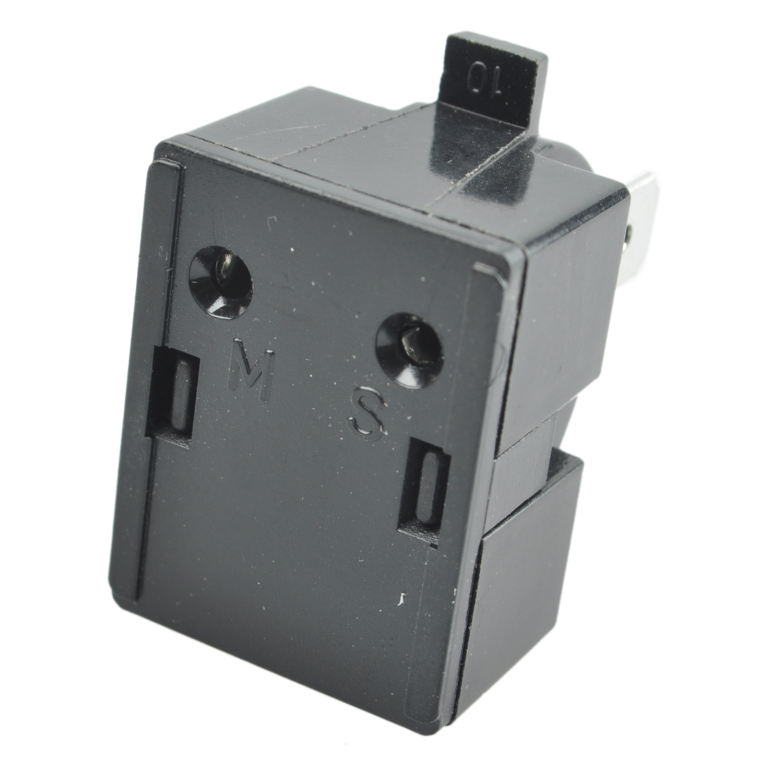 3PIN терминалы холодильник 220 В в 12 Ом один булавки компрессор стартер PTC реле 1 шт. Запчасти для холодильника