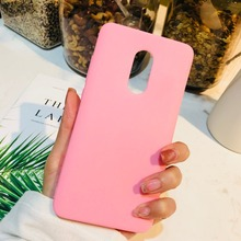 Candy Case For Xiaomi Redmi Note 4X 3GB 32GB 4 X Mobile Phone Snapdragon 625 Silicone color Matte soft shockproof shell Cover xiaomi redmi note 4x 3gb 32gb official global rom fingerprint identification ir remote control 5 5 inch miui 8 0 qualcomm snapdragon 625 octa core up to 2 0ghz network 4g matte black