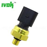 06E906051K Low Fuel Pressure Thrust Sensor Transducer For Audi A3 A4 A5 A6 A7 A8 Q5
