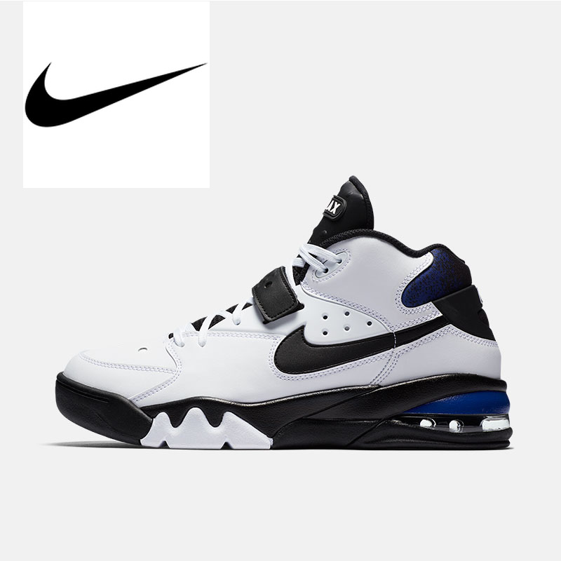 US $199.25 28% OFF|Original Authentic NIKE AIR FORCE MAX Thread Men's Basketball Shoes Sneakers AH5534 Sport Outdoor Breathable Comfortable Durable in