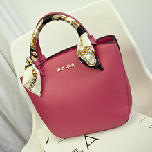 2016 New Fashion Hang Bags Women Real Leather Shell Shoulder Bags Ladies Genuine Leather Handbag High Quality Crossbody Bags