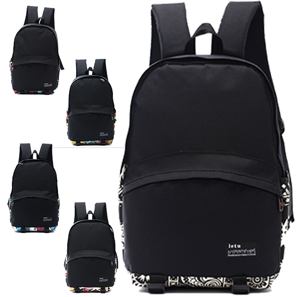 Aliexpress.com : Buy Casual Black backpack brand Student Backpack ...