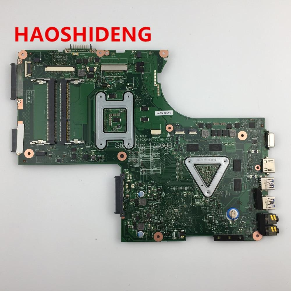 V000288250 GL10FG-6050A2492401-MB-A02 para la placa base Toshiba - Componentes informáticos - foto 3
