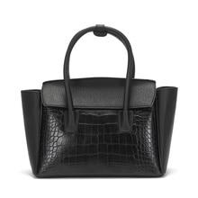 New Business Leisure Handbag Crocodile-print Envelope Packing Army Green elegant Socialite Torebka damska Vrouwelijke tas
