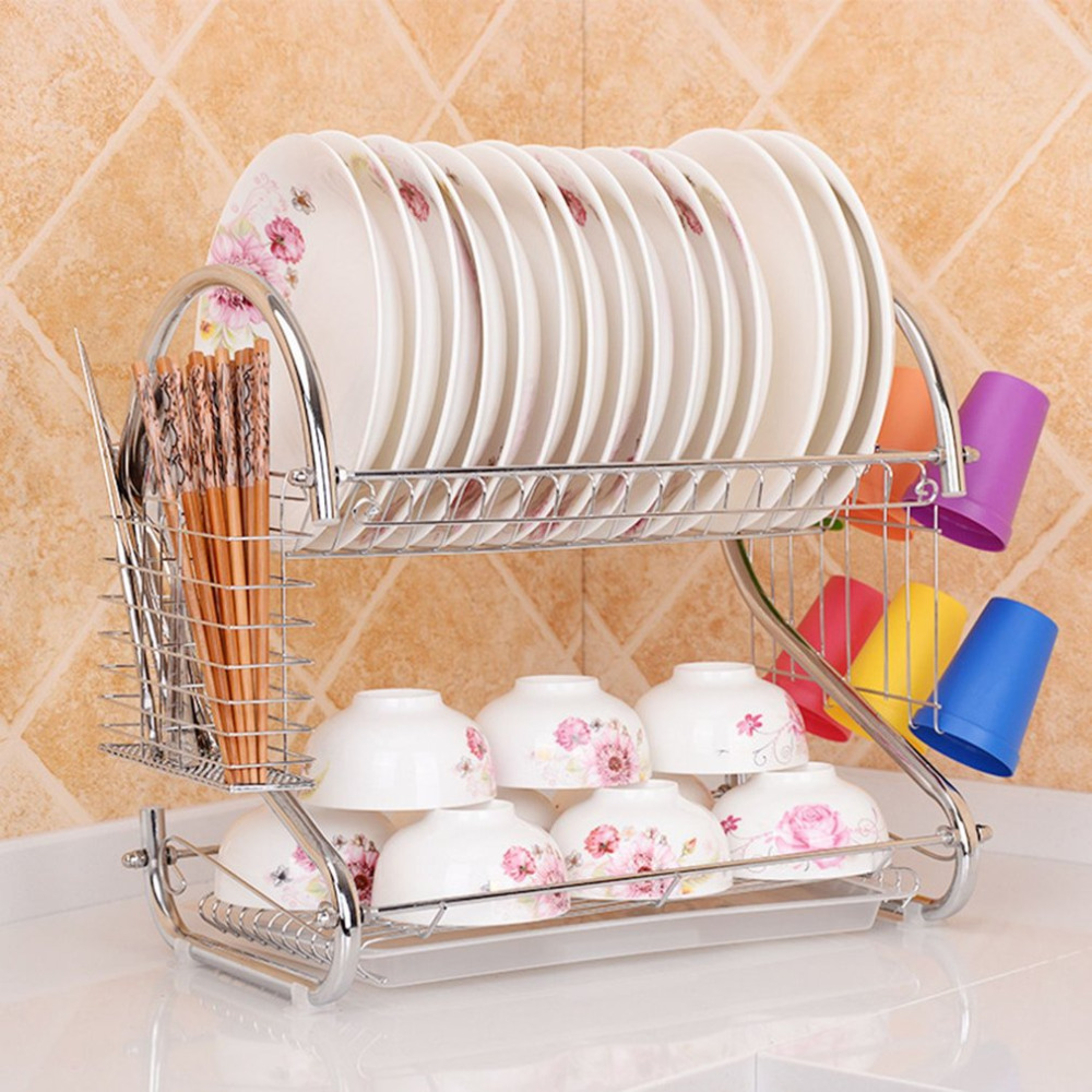 Aliexpress Com Buy Double Layers Design Home Kitchen