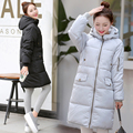 New thick winter coats  womens jacket fashion padded winter coat long sections Windbreaker