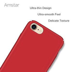 Image 4 - Amstar kablosuz şarj alıcı kutusu kapak Qi kablosuz şarj vericisi kapak Qi alıcı telefon kılıfı için iphone 7 6S 6 artı