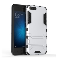 For Xiaomi Mi6 Mi 6 Celular Cases 3D Hybrid Robot Armor Protector Hard Back Cover sFor Xiaomi M 6 Xiaomi6 6gb 64gb 128gb fn308