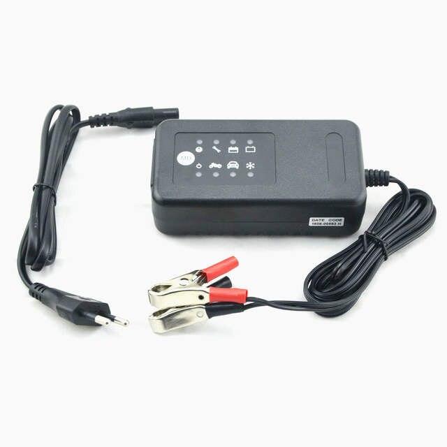 Online 12v Sla Gel Agm Vrla Battery Charger 4 Stage Charging Desulfating Function For Lead Acid Aliexpress Mobile