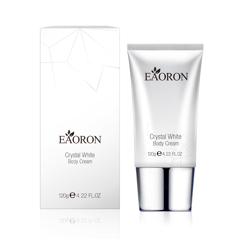 Australia Eaoron Crystal White Body Cream Skin Whitening Anti-aging Smoothing away Fine Line Wrinkle Dark spots Uneven skin tone no spots white