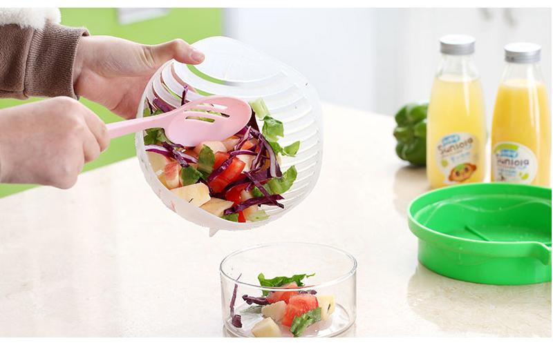 60 Second Salad Cutter Bowl