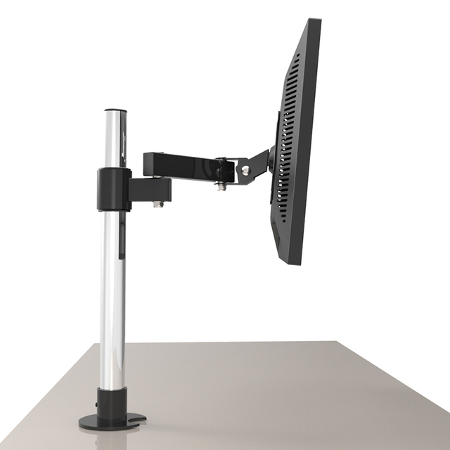 Hyvarwey Lk10140 Desktop Grommet Mounting 13 27 Monitor Holder