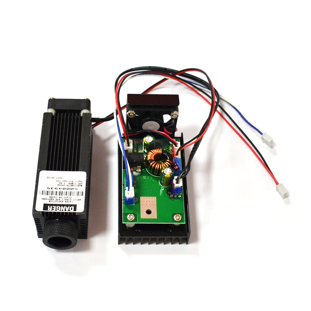 Focusable 2.4W 2400mW 980nm Infrared Laser Diode ModuleFocusable 2.4W 2400mW 980nm Infrared Laser Diode Module
