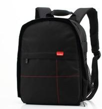 Waterproof Multi-functional Photographer Digital DSLR Camerac bag Video Tables Bags Cover Camera Backpack for Nikon Canon