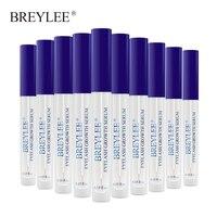 BREYLEE Eyelash Growth Serum Eyelash Enhancer Eye Lash Treatment Liquid Longer Fuller Thicker Eyelash Extension Makeup 10PCS