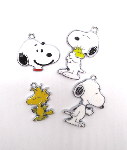 New Style 100 PCS dog Charm Necklace/Bracelet/Earrings Pendants DIY Jewelry Making Accessories
