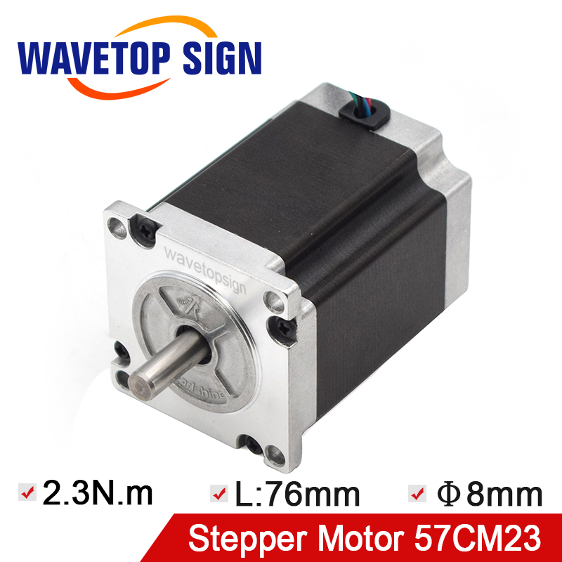 Leadshine Nema 23 2Phase Stepper Motor 57CM23 Holding Torque 2 3N M Current 5A Positioning Torque
