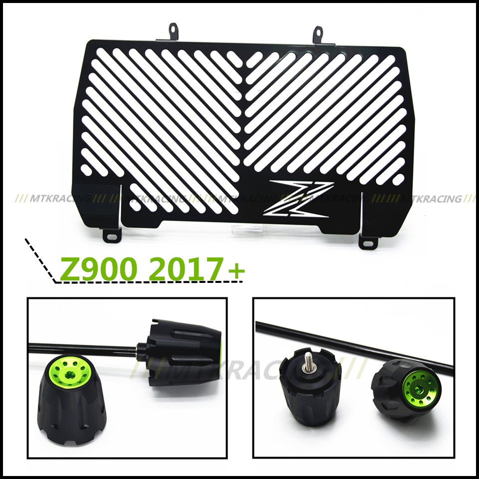 For Kawasaki Z900 2017 Free delivery Motorcycle radiator grille guard protection Front and rear wheels drop ball/shock absorber atamjit singh pal paramjit kaur khinda and amarjit singh gill local drug delivery from concept to clinical applications