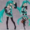 Anime Hatsune Miku 2.0 Character Vocal Series Ação PVC Figura Estatueta