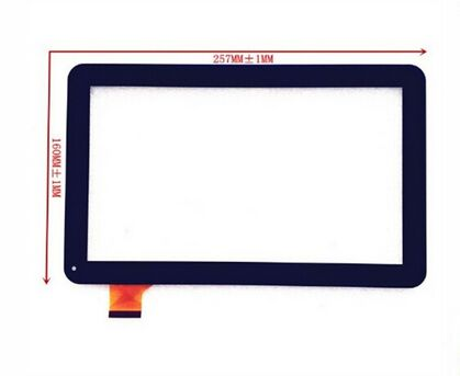 Original New 10.1 Prestigio MultiPad Wize 3031 3G Tablet Capacitive touch screen panel Digitizer Glass Sensor Free Shipping 7inch for prestigio multipad color 2 3g pmt3777 3g 3777 tablet touch screen panel digitizer glass sensor replacement free ship