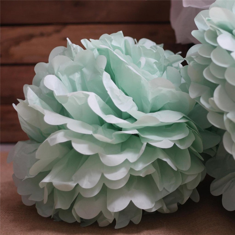 how to make tissue paper pom poms thoughtfully simple - 900×900