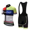 2020 radfahren team Kleidung Bike jersey Ropa Ciclismo Herren 9D Fahrrad kleidung kurzen ärmeln pro Radfahren Trikots bike shorts set-in Fahrrad-Sets aus Sport und Unterhaltung bei