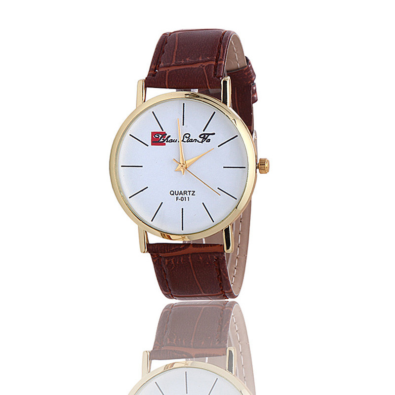 fae12eb4b2f4 2016 nueva llegada Classic mujer relojes deportes reloj analógico de cuarzo  reloj de las señoras de la pulsera F3