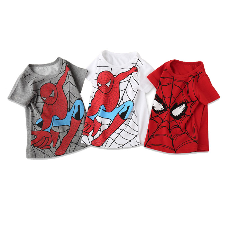 Boys Superman Cape T Shirt Kids Girls Baby Marvel Top Avengers Fancy Dress New