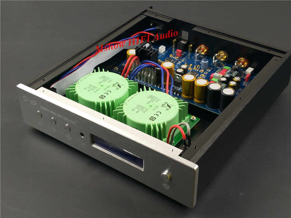 Ustar AK4497 AK4497Q DAC HIFI Audio decoder AK4118 PCM DSD 384K +option XMOS XU208 USB DSD 256 free shipping gustard a20h dual ak4497 xmos usb pcm dsd dop dac decoder and class a full balanced amplifier
