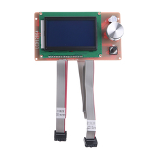 12864 LCD Display Screen Controller Adapter Module For RAMPS 1.4 3D Printer