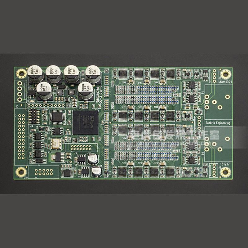Rev4 0 Denmark Soekris dam1021 discrete 24 / 384K R2R DAC