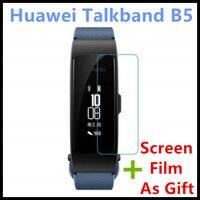 Оригинальный huawei Talkband B5 смарт браслет | Цвет Экран здоровья браслет наручные гарнитура Bluetooth | полный сенсорный научных сна