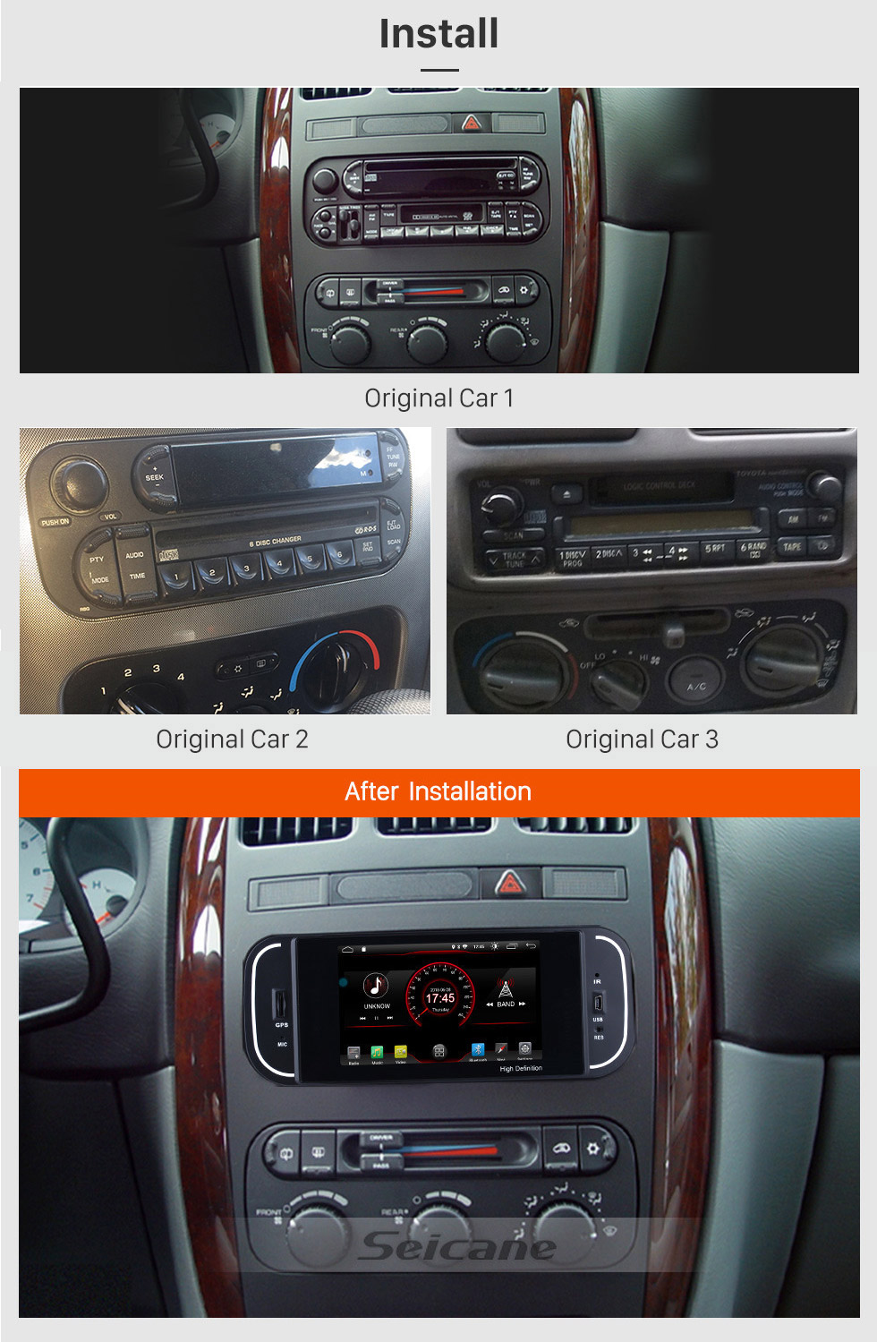 2006 Stereo 8.1 Seicane 4