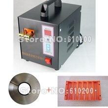 Nueva versión punto de control del microordenador soldadura alta potencia soldadora soldadora de la batería + 5 mm 1 KG hoja de níquel + 18650 Fixture