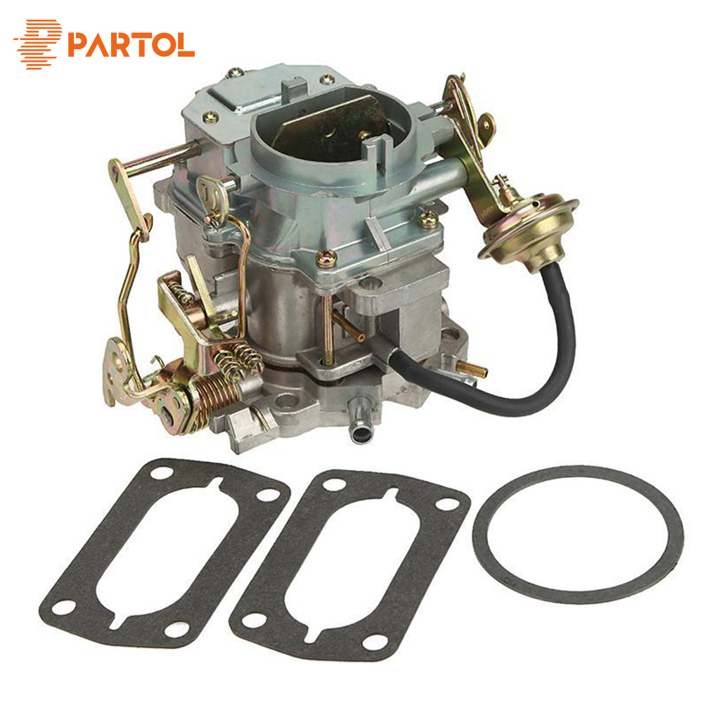 Partol Car Carburetor Carb for Plymouth Models for Dodge Truck 1966-1973 with 273-318 Engine Carter Carburetor Replacement high quality replacement carburetor parts tool fit for 250 xv250 1988 2014 carb