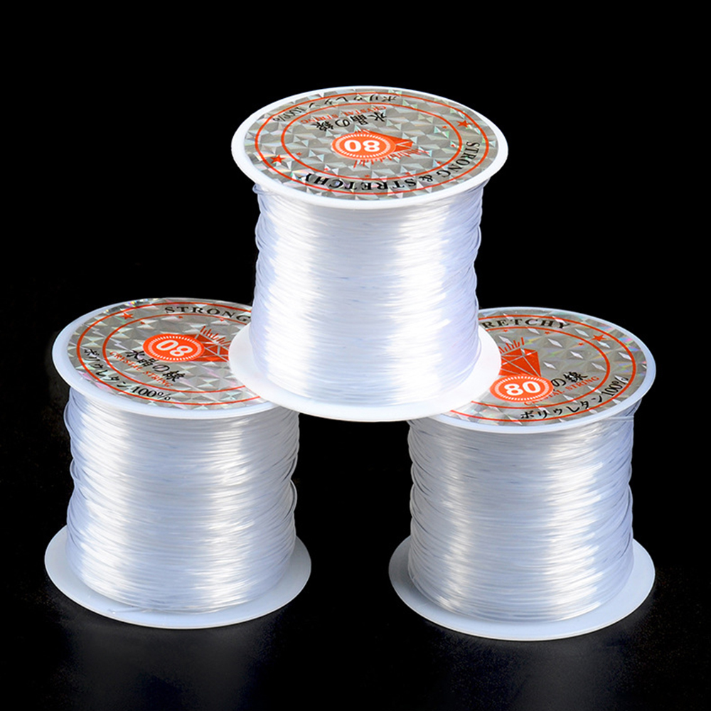 250 cm Crystal Hanging Lantern Balloon Ball Line Non-Stretch Transparent Tied Balloon Fishing Line Party Supplies Accessories(China)